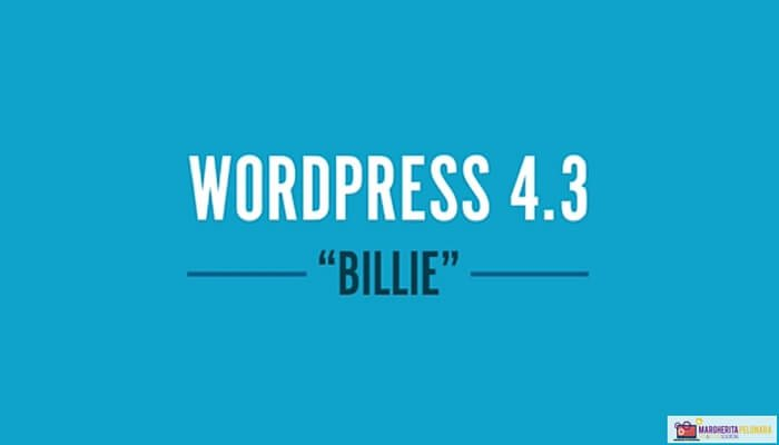Novità WordPress 4.3 – Billie: sempre più content!