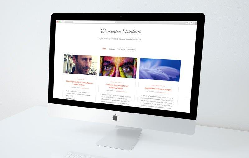 Domenico Ortolani – Il blog