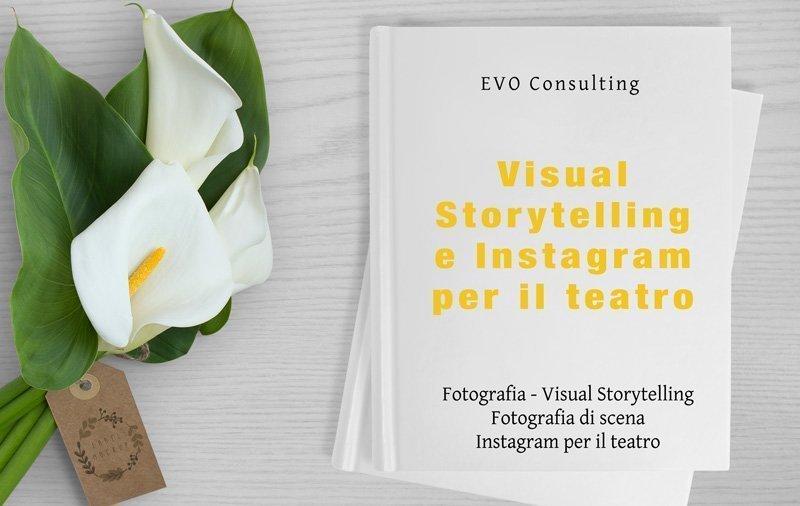"""Corso """"Visual Storytelling e Instagram per il teatro"""""""