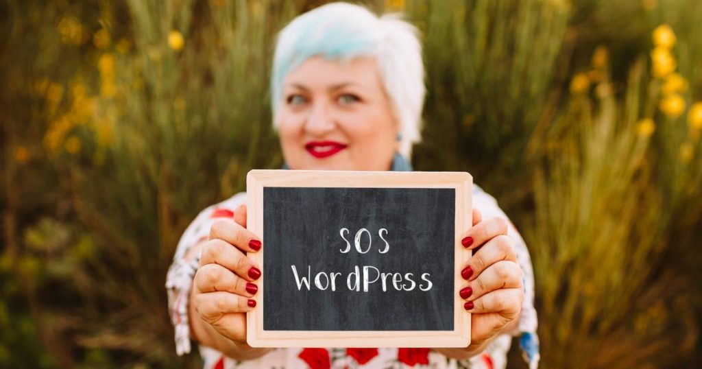 SOS WordPress - mentoring, consulenza e formazione